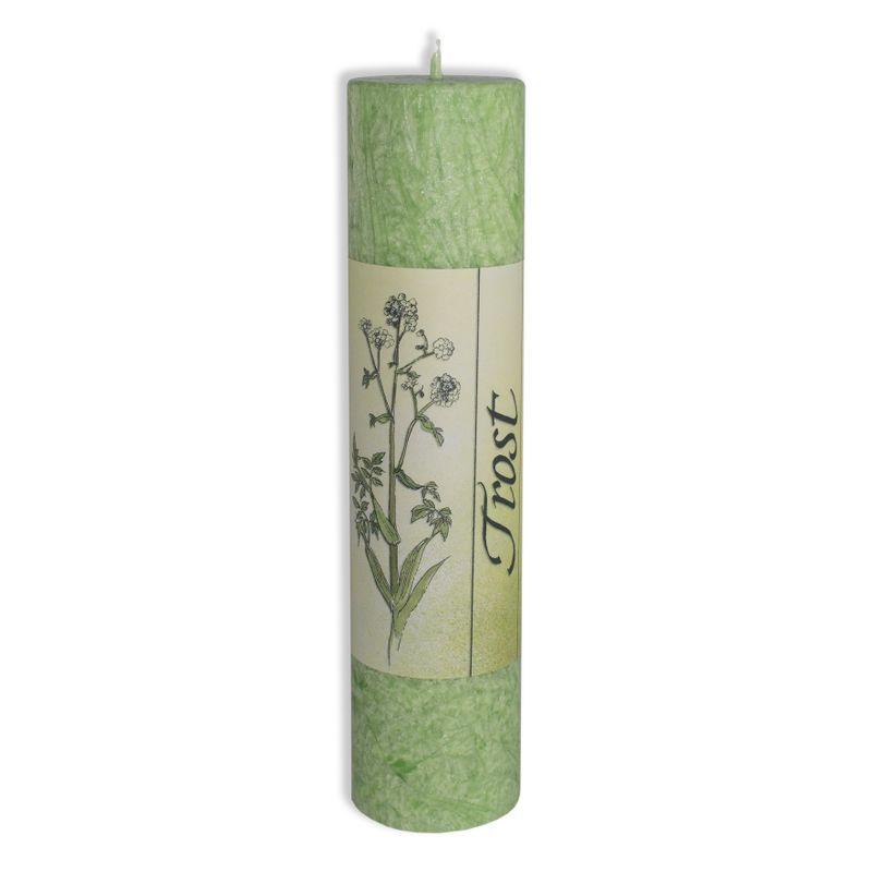Allgäuer Heilkräuter-Kerze TROST