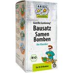 ARIES BIO Guerilla Gardening Samenbomben BAUSATZ (*) 001