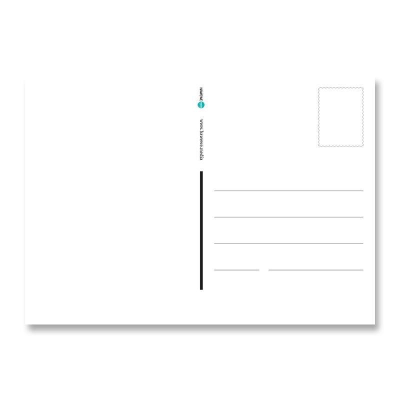 "Postkarte DIN A6 ""Heute ist mein Lieblingstag"""